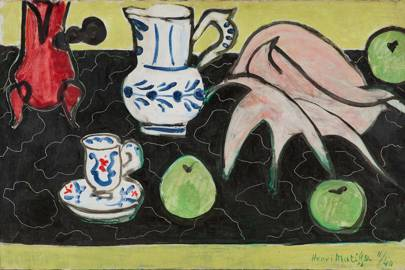Matisse in the Studio at the RA