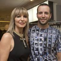 Julie Lingard and Bereb Gamble
