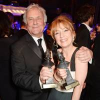 Richard Eyre and Lesley Manville