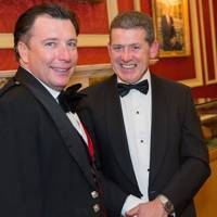 Jamie MacLeod and Richard Mulcahy