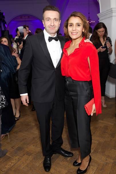 Gregor Cameron and Amanda Cameron