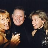 The Hon Mrs Charles Pearson, Richard Northcott and Mrs Andrew Haynes