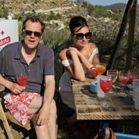 Tom Parker Bowles and Gizzi Erskine