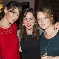 Lucy McNally, Jill Halfpenny and Emma Cunniffe