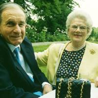 The Hon Raymond Bonham Carter & Lady Soames