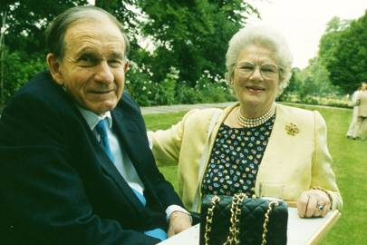 The Hon Raymond Bonham Carter & Lady Soames