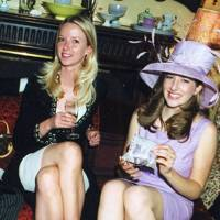 Abigail Walters and Tara Summers