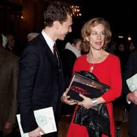 Tom Hiddleston and Juliet Stevenson