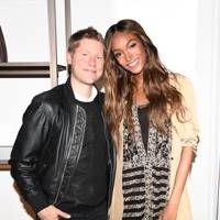 Christopher Bailey and Jourdan Dunn