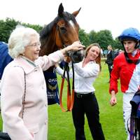 Patricia Thompson and Ryan Moore with Integral