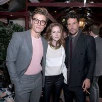 Oliver Cheshire, Ashlyn Chesney and Sam Webb