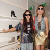 Aura and Joanna Black