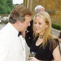 Sir Anthony Bamford and Alice Bamford