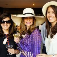 Isabella Sabatini, Michelle Gladwin and Jasmine Barua