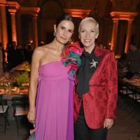 Livia Firth and Annie Lennox