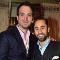 Fraser Carruthers and Darius Namdar