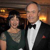 Julia Jenkins and George Strawbridge