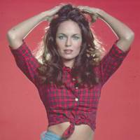 Catherine Bach in 'Dukes of Hazard', 1979