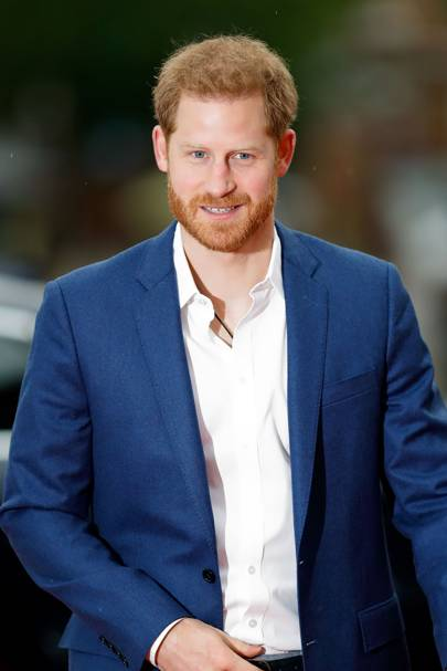 Prince Harry James Corden interview Archie first word Queen's Zoom  waffle-maker | Tatler