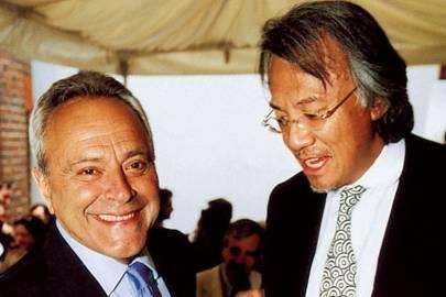 Taki Theodoracopulos and David Tang