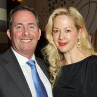 Liam Fox and Belinda de Lucy McKeeve