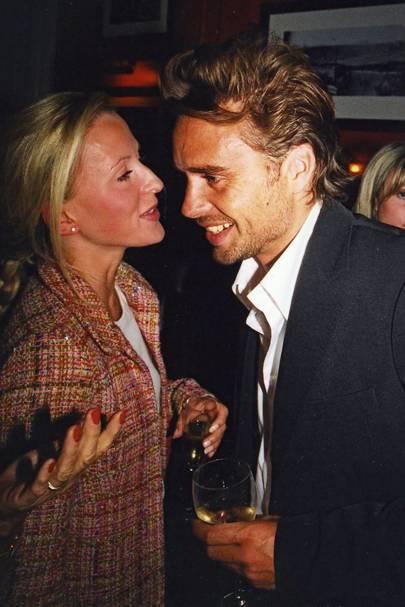 Perdita Martell and Andrew Harding