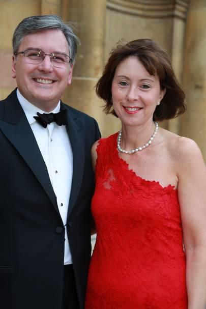 Michael Gaunt and Ann Gaunt