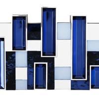 Plexiglass clutch, £1,750, by Rauwolf