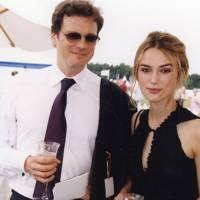 Colin Firth and Keira Knightley