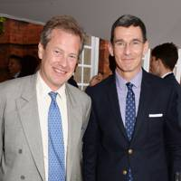 Lord Ivar Mountbatten and Chip Bergh