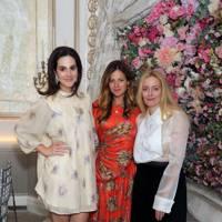Vic Ceridono, Serena Hood and Emma Elwick-Bates
