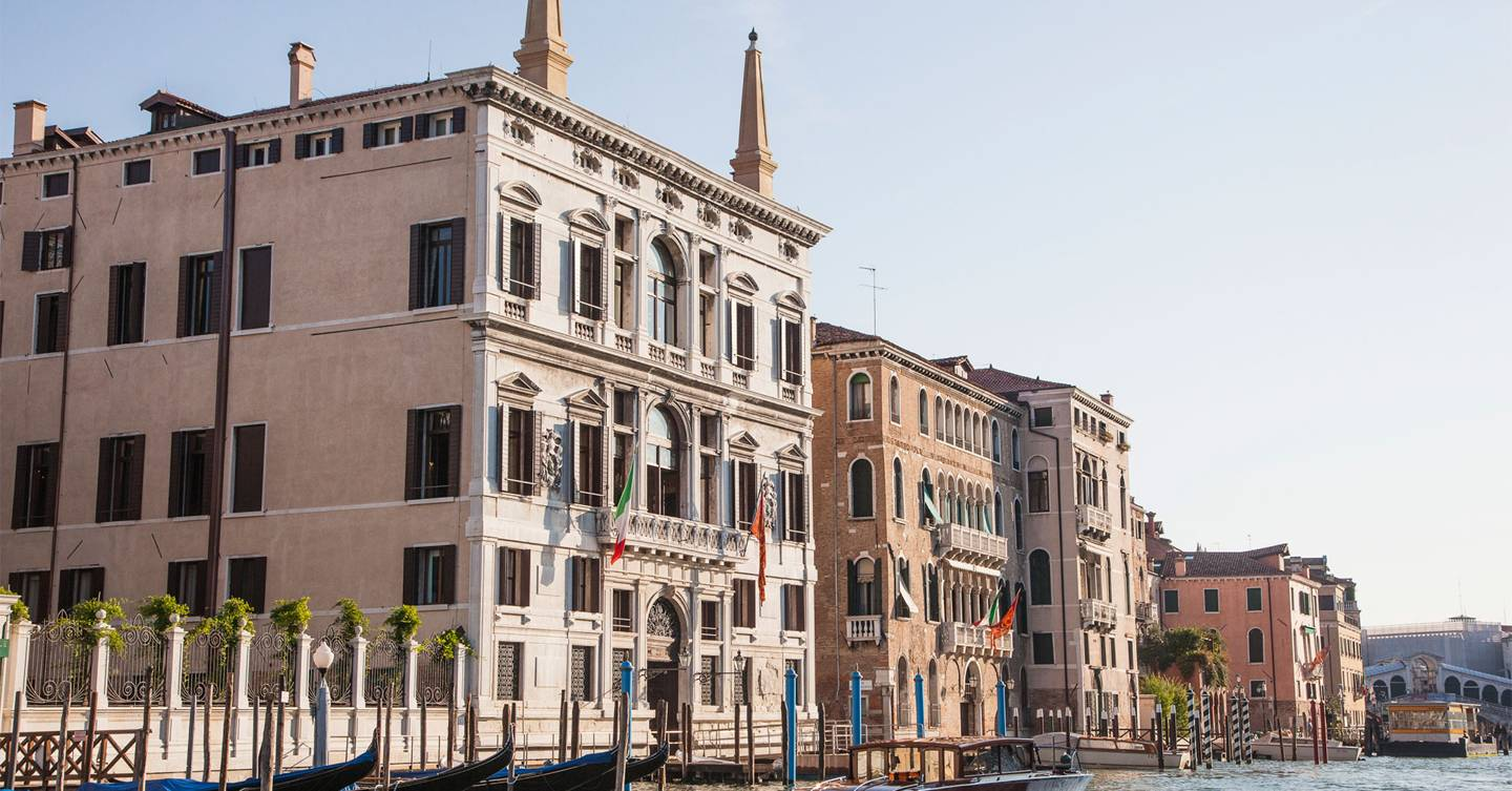 Why the Aman Venice is a favourite amongst the smart set and A-list alike