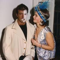 Basil Goulandris and Sara Berrow