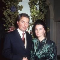 Peter Gmuender and Jennifer David