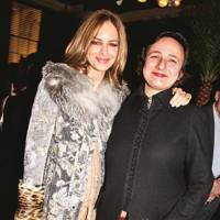 Trinny Woodall and Selina Blow