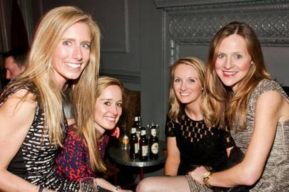 Lucy Gilman, Catherine Hurd, Rosie Kelly and Laura Emsell