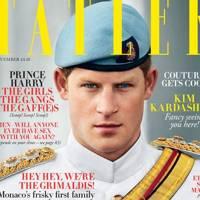 November - Prince Harry
