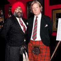 Hardeep Singh Kohli and Ranald Macdonald