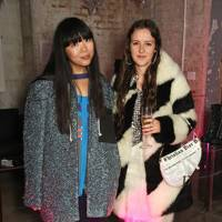 Susie Bubble and Ashley Williams