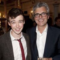 Alex Lawther and Matthew Byam Shaw
