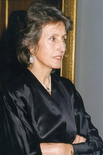 Mrs Bamber Gascoigne