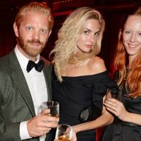 Alistair Guy, Tamsin Egerton and Morwenna Lytton Cobbold