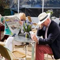 Hay Festival, Powys