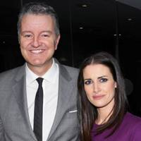 Richard Thompson and Kirsty Gallacher