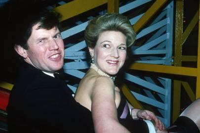 Ian Shackleton and Mrs Ian Shackleton