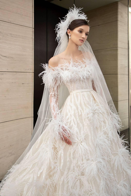 New York Bridal Fashion Week Spring Summer 20 best wedding ...