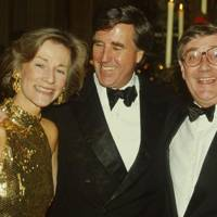 The Hon Mrs Patrick Howard, Harry Fitzgibbons and the Hon Patrick Howard