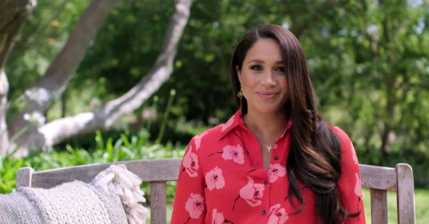 Meghan's first interview post-Oprah focuses on impact of the pandemic on women of colour