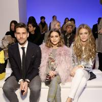 Johannes Huebl, Olivia Palermo and Kate Bock