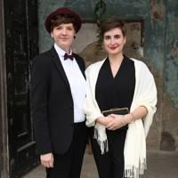 Scarlett Toll and Konstanze Klecha